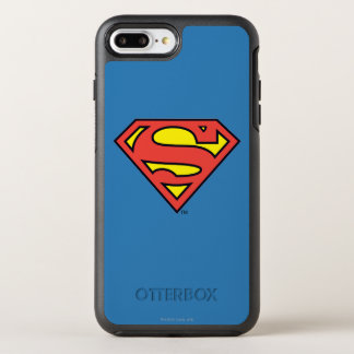 Logotipo del superhombre del S-Escudo el | del Funda OtterBox Symmetry Para iPhone 7 Plus