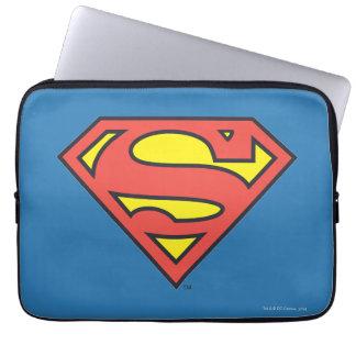 Logotipo del superhombre del S-Escudo el | del Funda Portátil