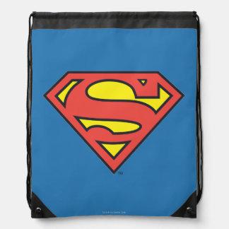 Logotipo del superhombre del S-Escudo el | del Mochilas