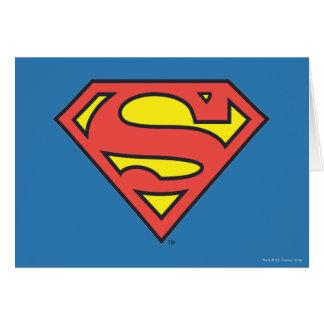 Logotipo del superhombre del S-Escudo el   del Tarjeta Pequeña
