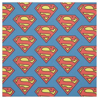 Logotipo del superhombre del S-Escudo el | del Telas