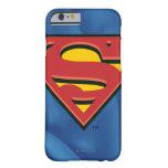 Logotipo del superhombre funda de iPhone 6 slim