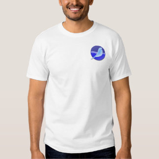 Logotipo del texto de SeaMonkey Camisas