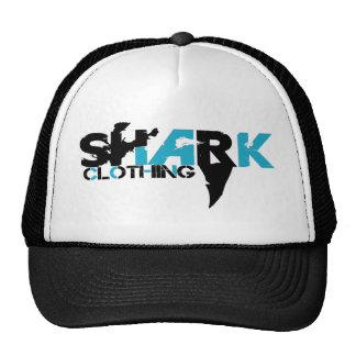 Logotipo del tiburón - camionero Har Gorras