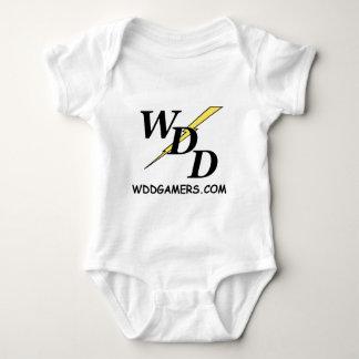 Logotipo del todler de WDD Camisas