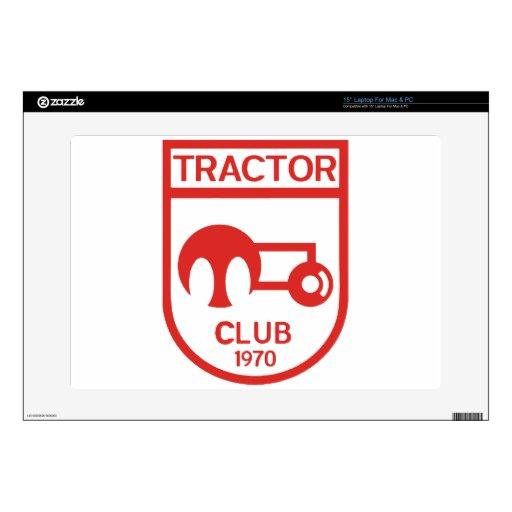 logotipo del tractore portátil calcomanías