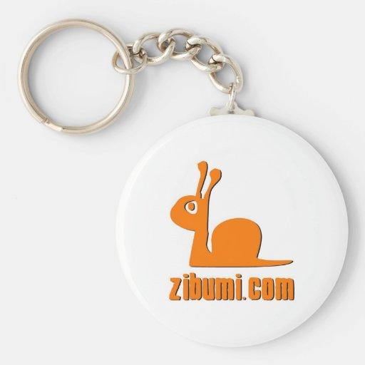 logotipo del zibumi llaveros