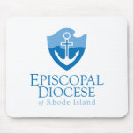 Logotipo diocesano Mousepad Tapete De Ratón
