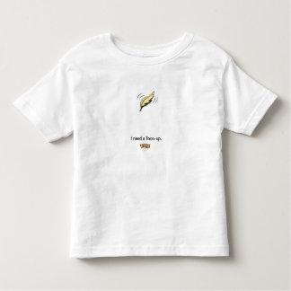 Logotipo Disney de la hoja de la ciudad de Toon Camisas