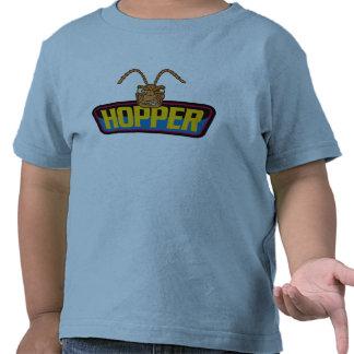 Logotipo Disney de la tolva Camisetas
