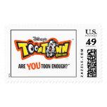 Logotipo Disney de Toontown Sellos