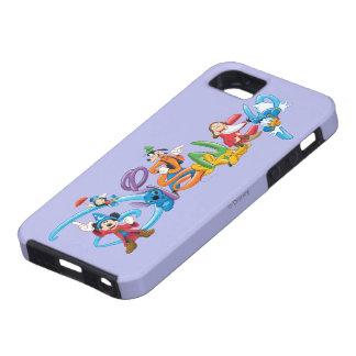 Logotipo el | Mickey de Disney y amigos Funda Para iPhone SE/5/5s