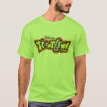 Logotipo en línea de Toontown de Disney Playera