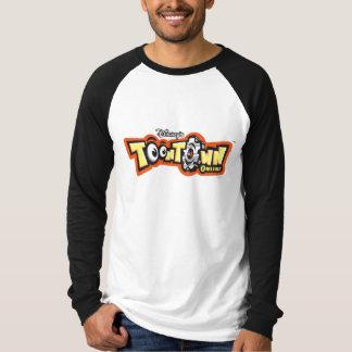 Logotipo en línea Disney de ToonTown Playera