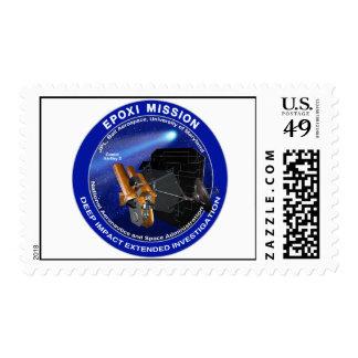 Logotipo EPOXI de la misión Sello