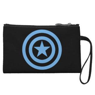 Logotipo estupendo del soldado de capitán América
