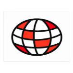 Logotipo experto del equipo del vínculo postal