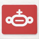Logotipo extranjero urbano Mousepad