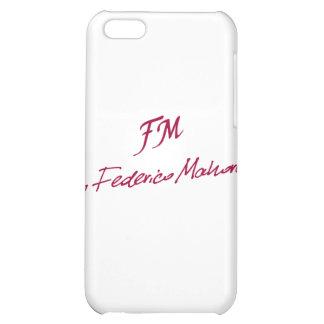 logotipo [FM DE FEDERICO MAHORA]