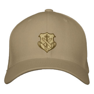 Logotipo franciscano - escudo gorras bordadas
