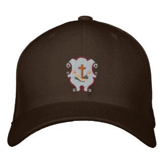 Logotipo franciscano - escudo gorros bordados