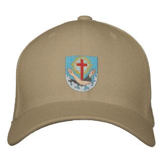 Logotipo franciscano (pequeño) gorra bordada
