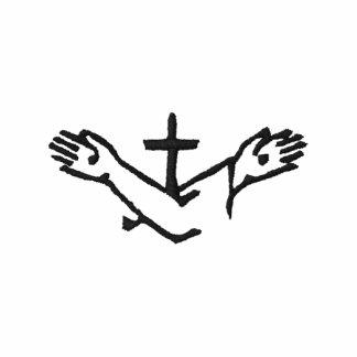 Logotipo franciscano simple