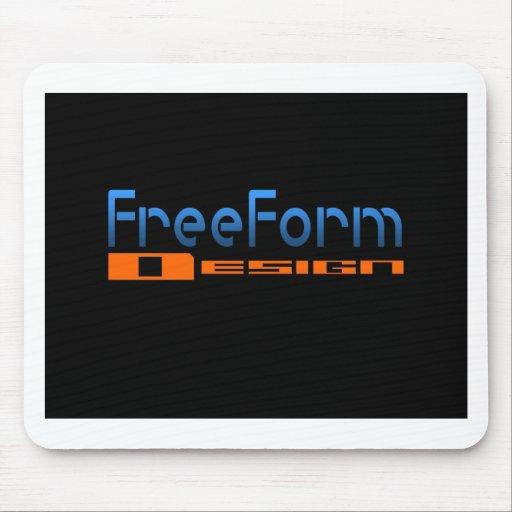 Logotipo FreeForm del diseño Tapetes De Ratones