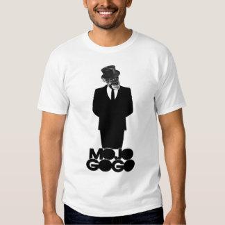 Logotipo GoGo de Mojo - para hombre Polera