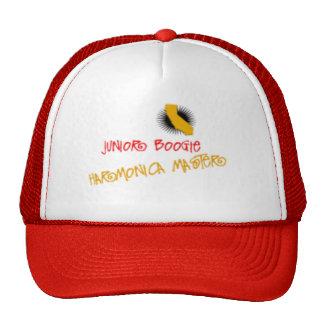 logotipo gorras de camionero