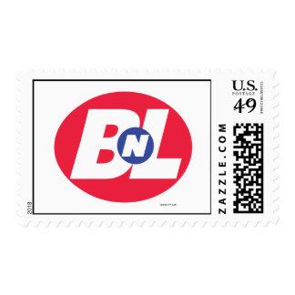 Logotipo grande de la compra N de WALL-E BnL Estampillas