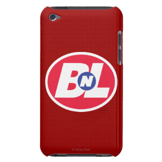 Logotipo grande de la compra N de WALL-E BnL iPod Touch Cárcasa