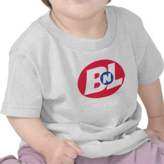 Logotipo grande de la compra N de WALL-E BnL Camiseta