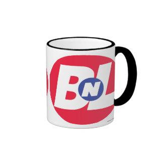 Logotipo grande de la compra N de WALL-E BnL Taza De Café