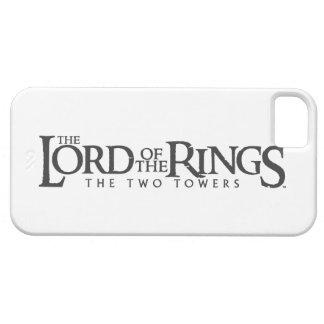 Logotipo horizontal de LOTR Funda Para iPhone 5 Barely There