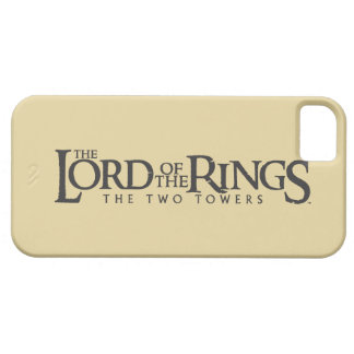 Logotipo horizontal de LOTR iPhone 5 Funda