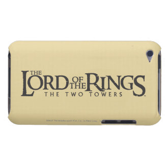 Logotipo horizontal de LOTR iPod Touch Case-Mate Cobertura