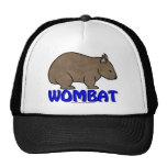 Logotipo III de Wombat Gorro