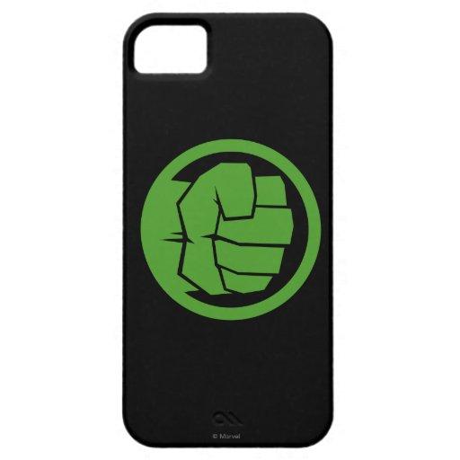Logotipo increíble del armatoste iPhone 5 Case-Mate fundas