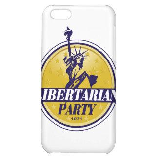 Logotipo libertario del fiesta político