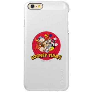 Logotipo Looney del carácter de los tonos