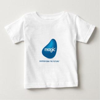 Logotipo mágico del software calificado productos playeras