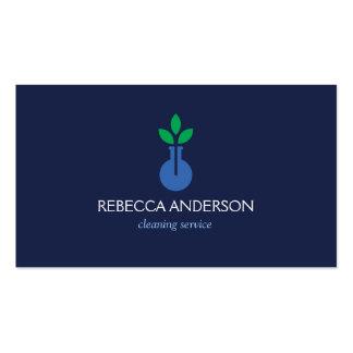 Logotipo moderno para el servicio y la tarjetas de visita