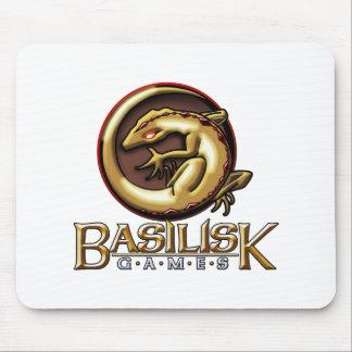 Logotipo Mousepad de BG Tapete De Raton
