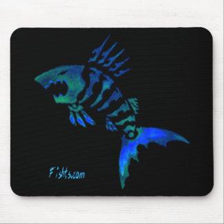 Logotipo Mousepad de FishTs Tapetes De Ratones