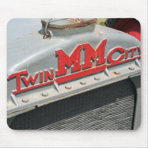 Logotipo Mousepad de Minneapolis Moline