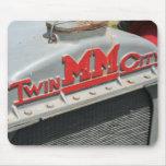 Logotipo Mousepad de Minneapolis Moline Tapete De Ratón