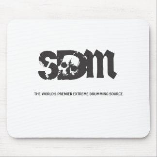 Logotipo Mousepad de SDM Tapetes De Ratones