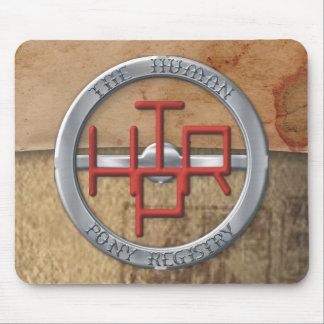Logotipo Mousepad de THPR Tapete De Raton