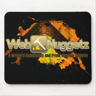 logotipo Mousepad de Webnuggetz.com Alfombrillas De Ratón